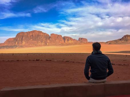 Ein (verlängertes) Wochenende in... Jordanien