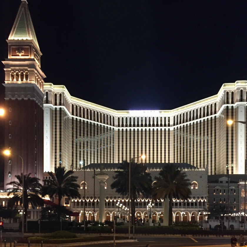 Welcome to Macau