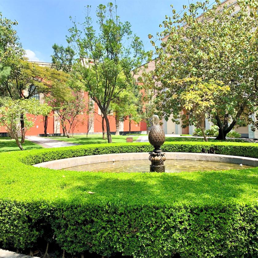 Gärten des Palacio National