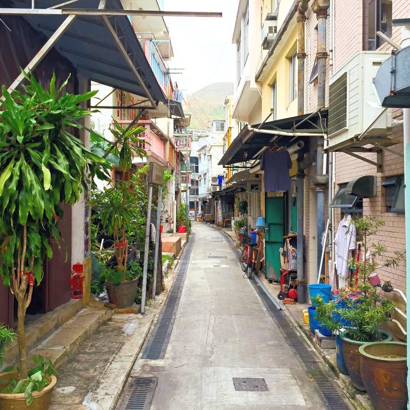 Straßen von Tai-O