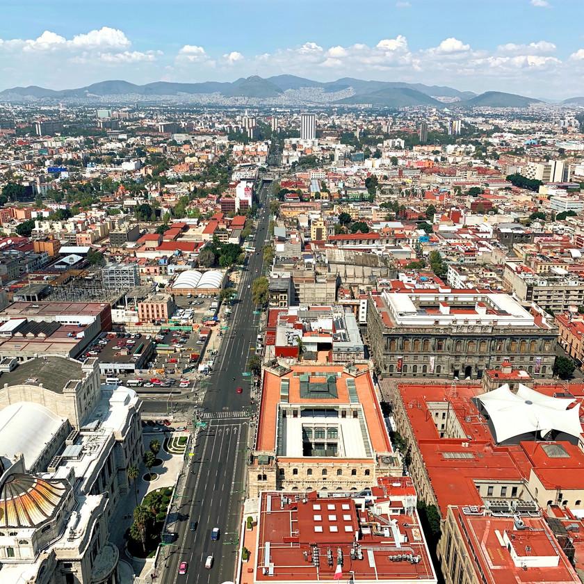 Aussicht vom Torre Latino