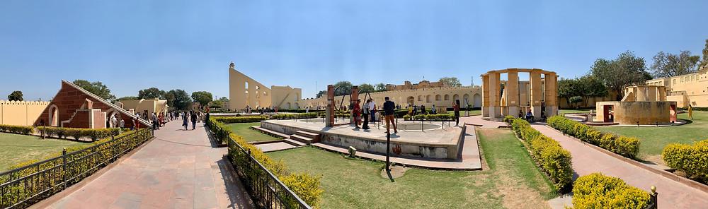 Ein Überblick über die Messgeräte in Jantar Mantar