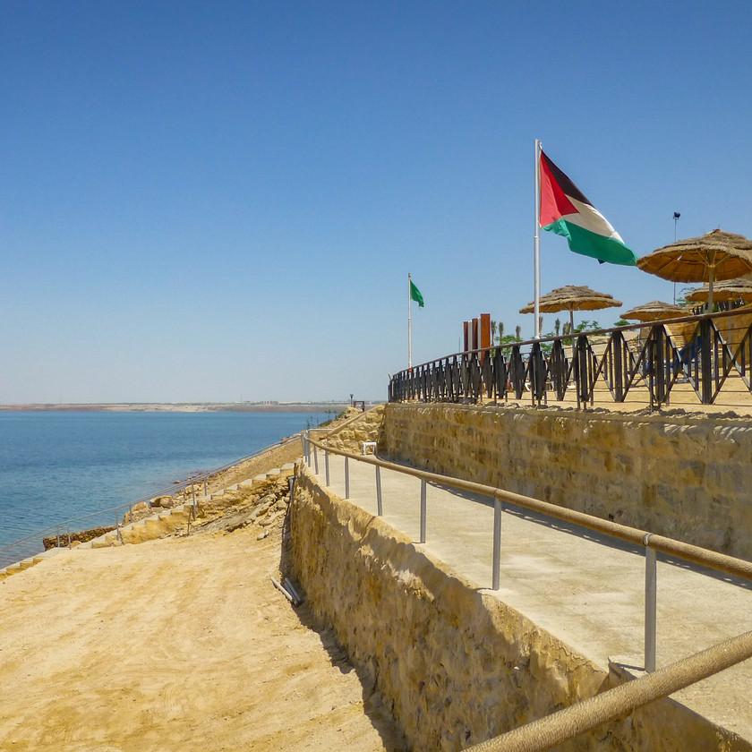 Unser Hotel Mövenpick Dead Sea