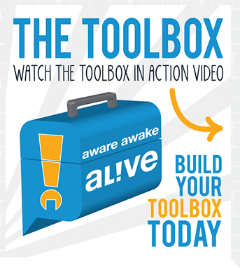 Awake, Aware,Alive Awareness Toolbox