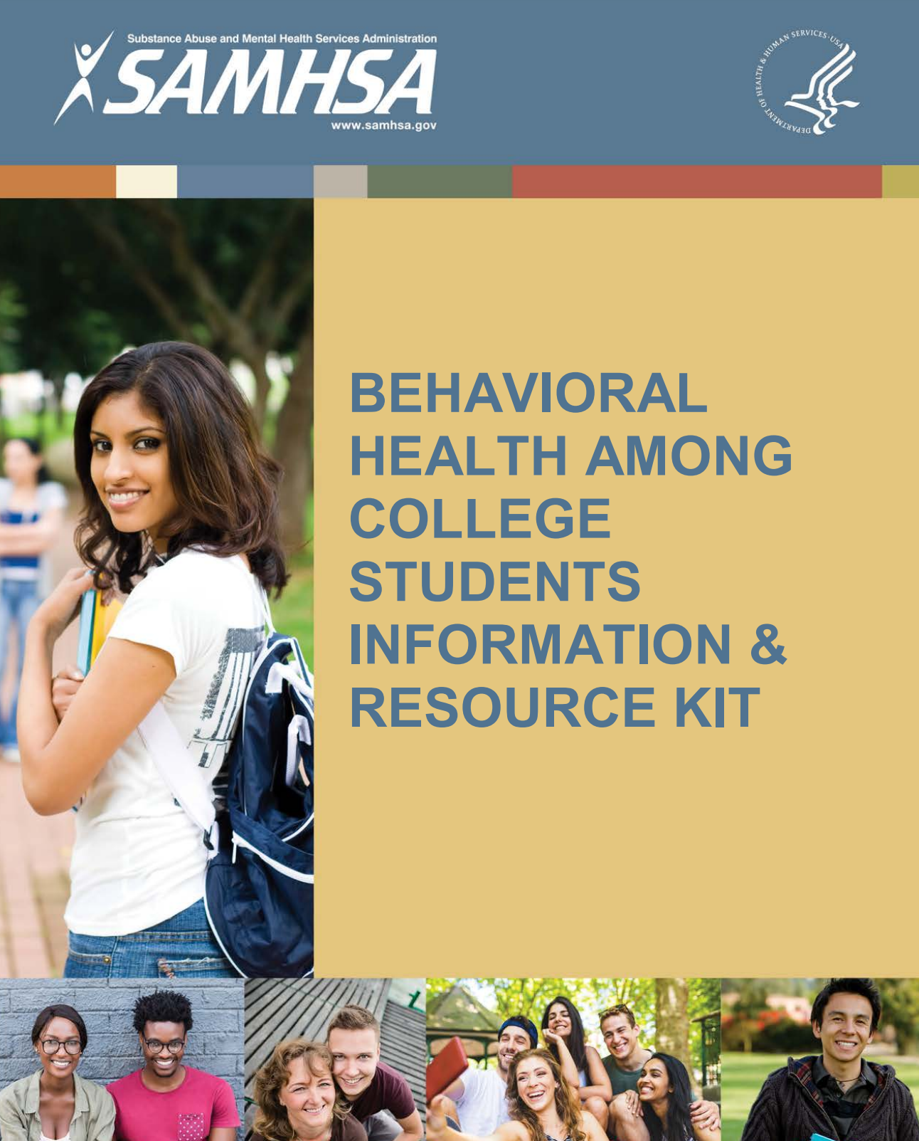 Behavioral Health Among College Stud