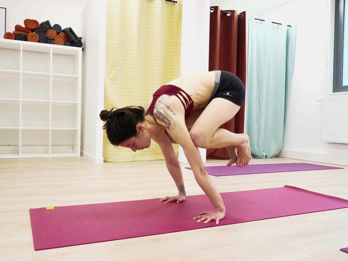 Pourquoi j'aime le yoga