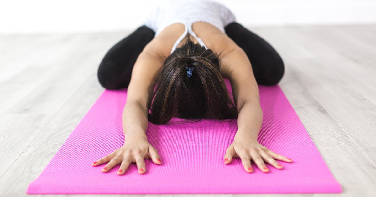 Wellbeing Yoga - Hastings High School