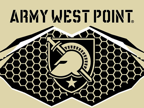 Army West Point Facemask