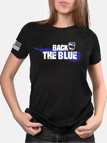 Back the Blue