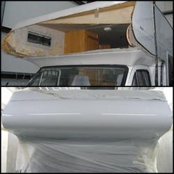 Motorhome Damp Repair