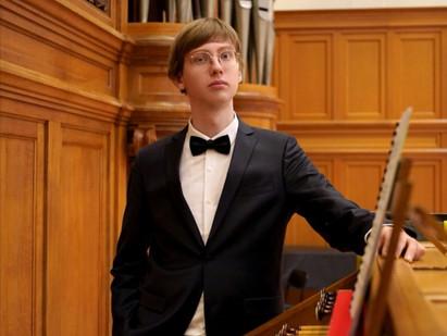 XXI фестиваль органной музыки в Сочи продолжается