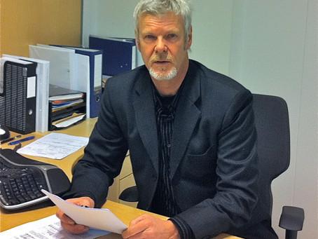 Velkommen til nytt styremedlem Kjell Ivar Kasin!