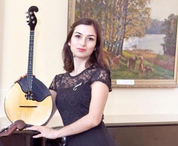 Анна Мягкая – лауреат стипендии Правительства Российской Федерации