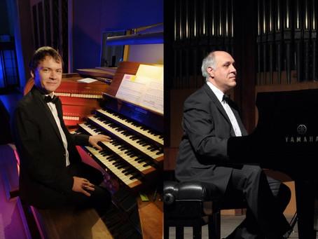 «Live» представит шедевры гениев для органа и фортепиано