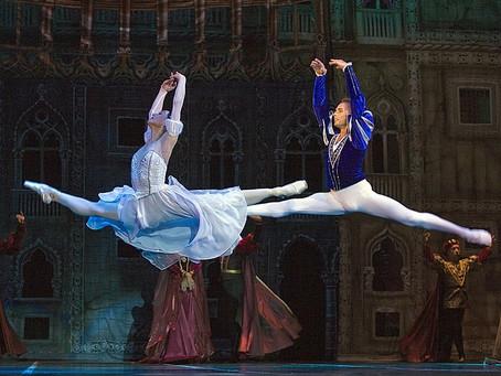 «Ромео и Джульетта» – только один день! В Зимнем театре!