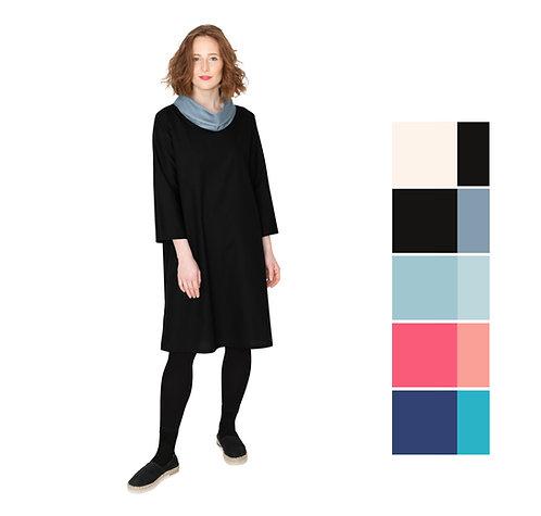 DIY Kit - Kleid BICOLORE