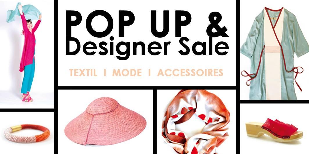 POP UP & Designer Sale Banner