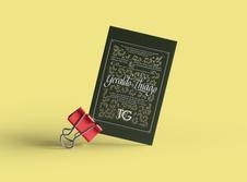 Geraldo & Thiago - Convite de casamento