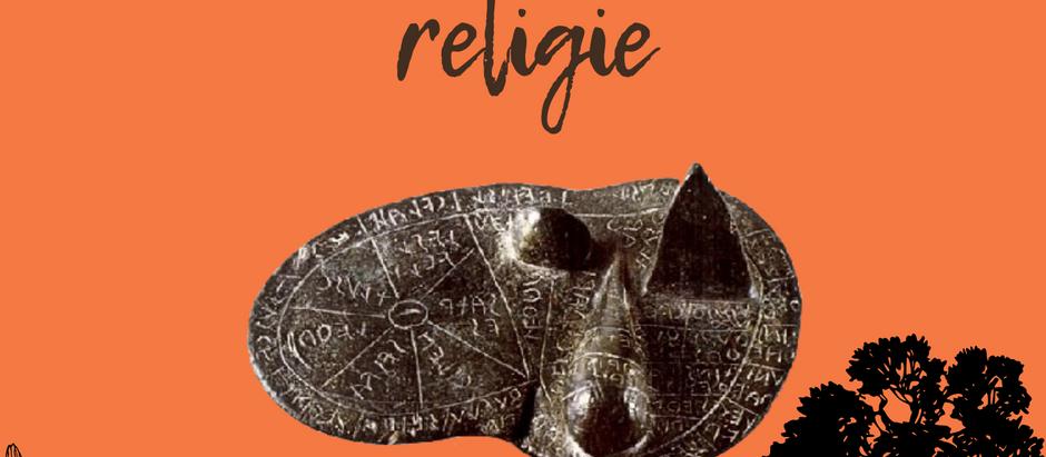 Religie bij de Etrusken en haar directe invloed op de Romeinse religie