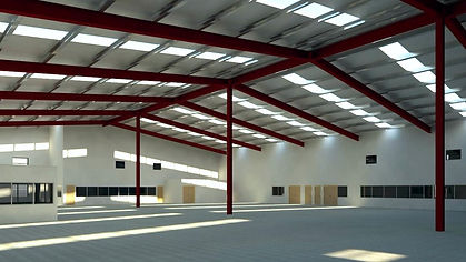 Factory Extension - Newcastle Architects
