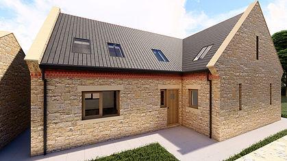 Barn Conversion - Nort East Architets