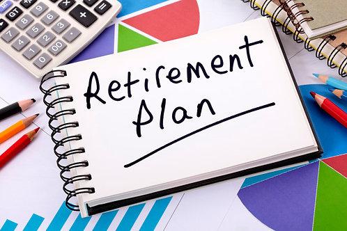 Pensioenplan werknemer met adviesgesprek