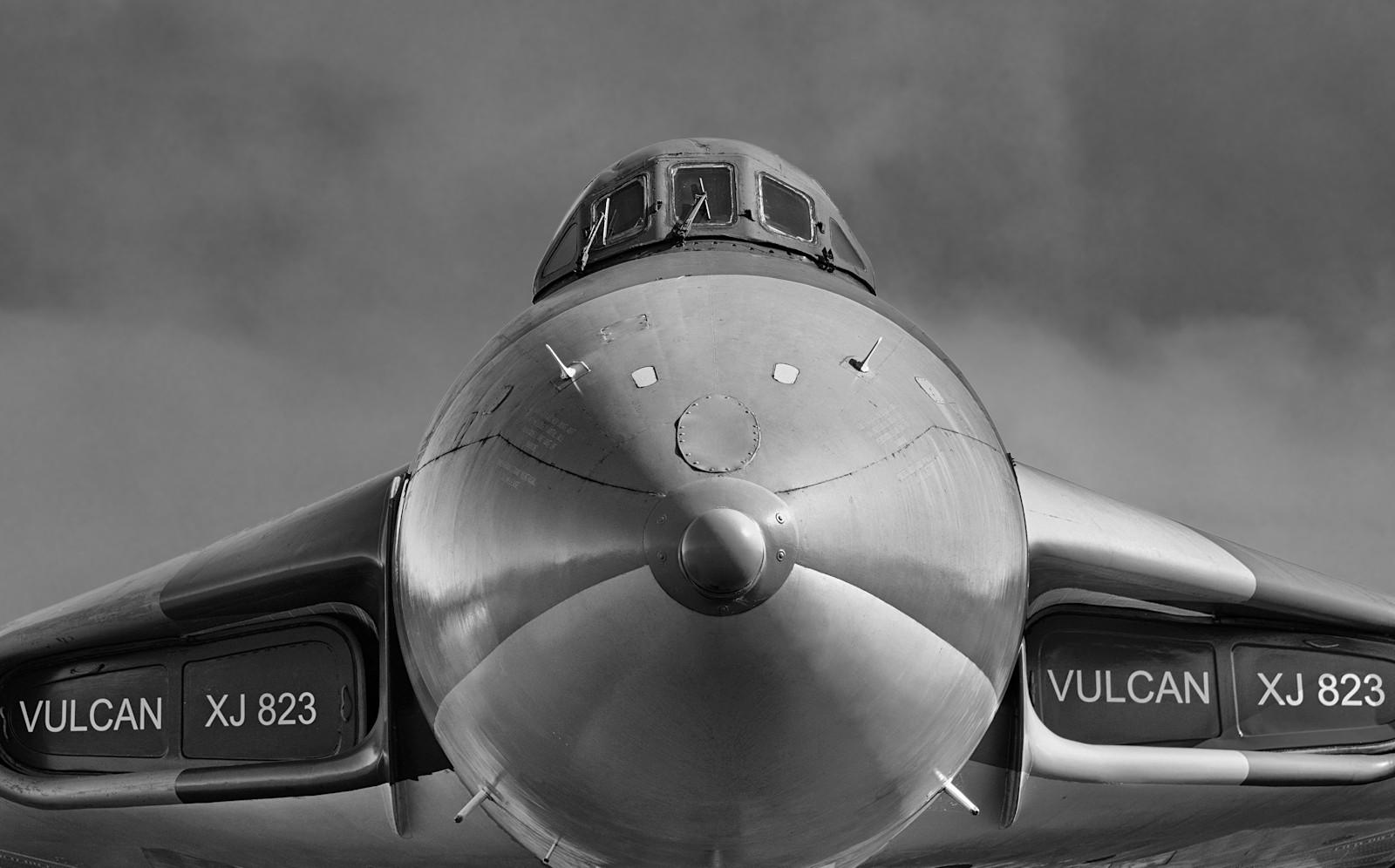'Vulcan' by Joe Beattie ( 11 marks )