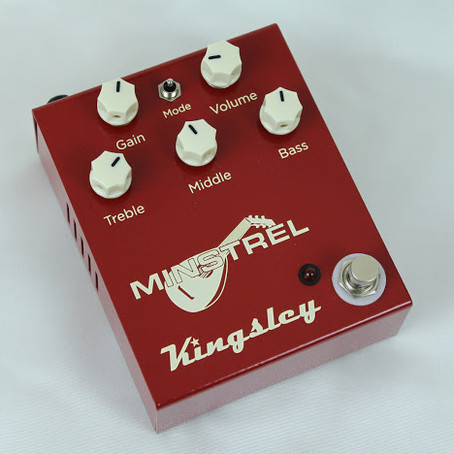 Review: Kingsley Minstrel [v2]