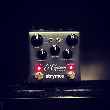 10 Years of El Capistan: An Interview with Strymon's Pete Celi