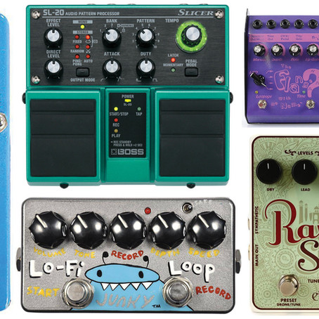 Freak Flag: 10 Weird Pedal Builders Share Their Favorite Weird Pedal