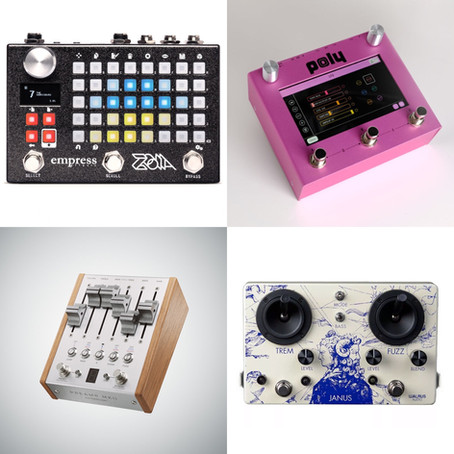 TACTILE (R)EVOLUTION: Pedals that break the mold