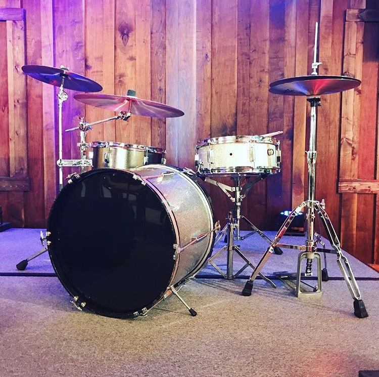 Drum Kit, April 2018