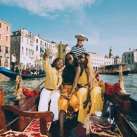 Mimi's 21st in Venice