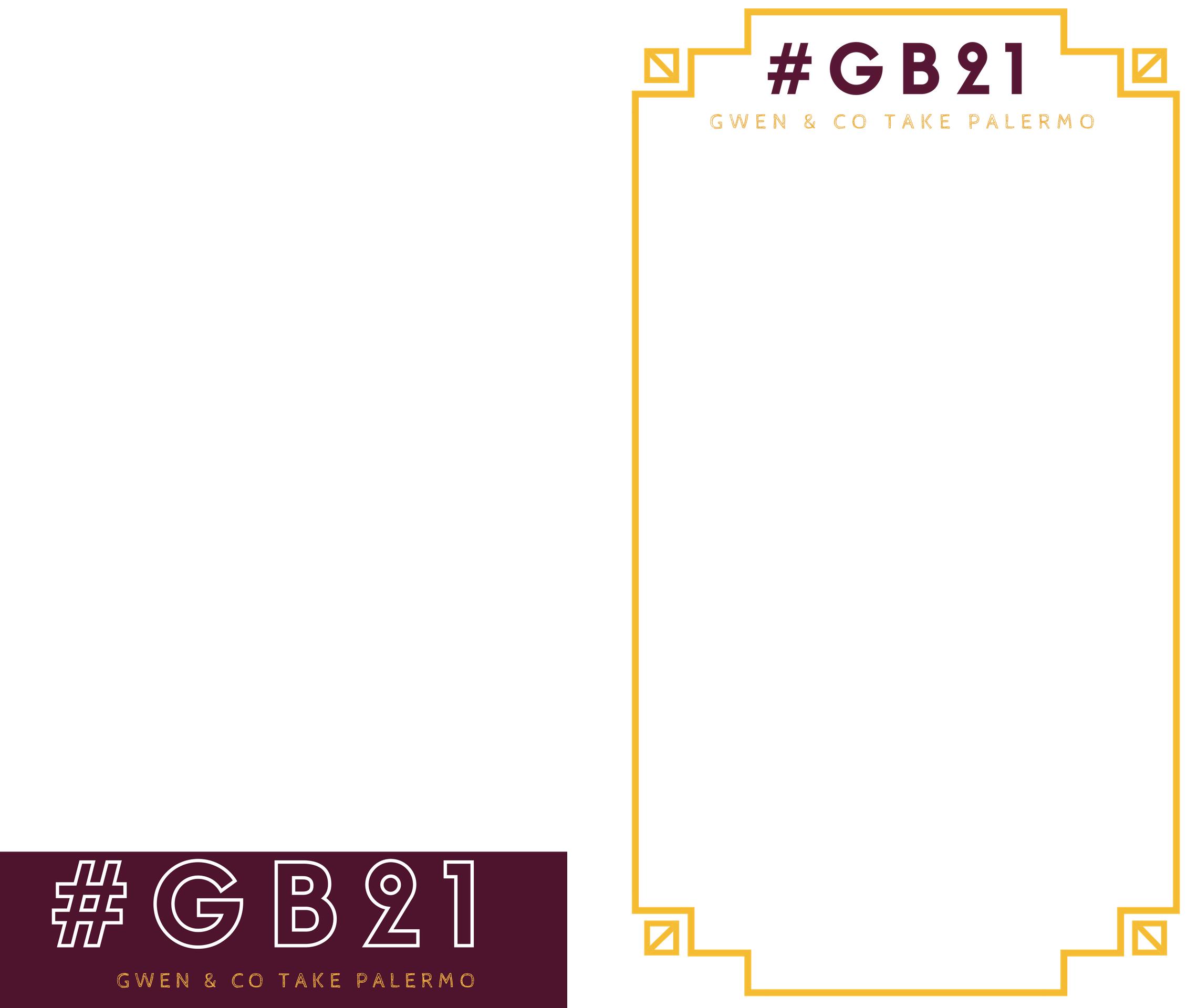 #GB21: Gwen & Co Take Palermo