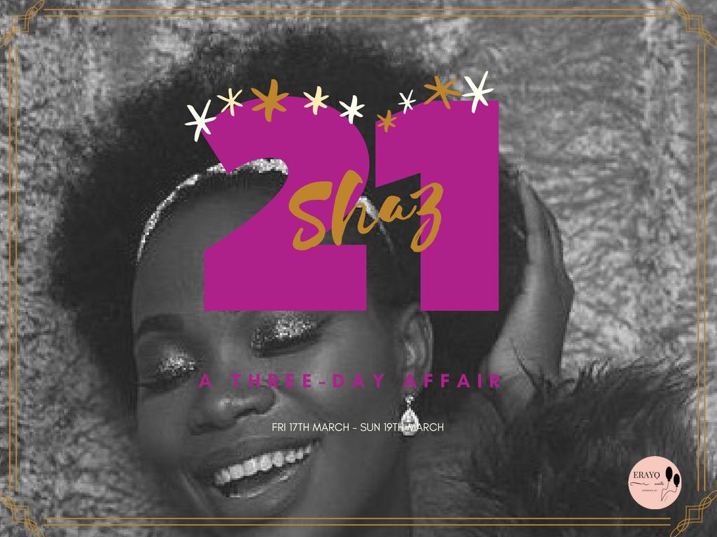 #SHAZ21