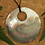 Thumbnail: Black Pearl Creole Pendant (93022BX)