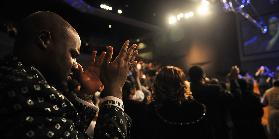 The Black Church and COVID-19: Faith Leaders Forum PART II
