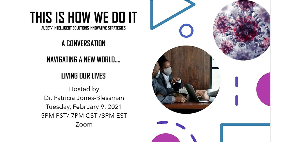 Living Our Lives - Let's Talk!