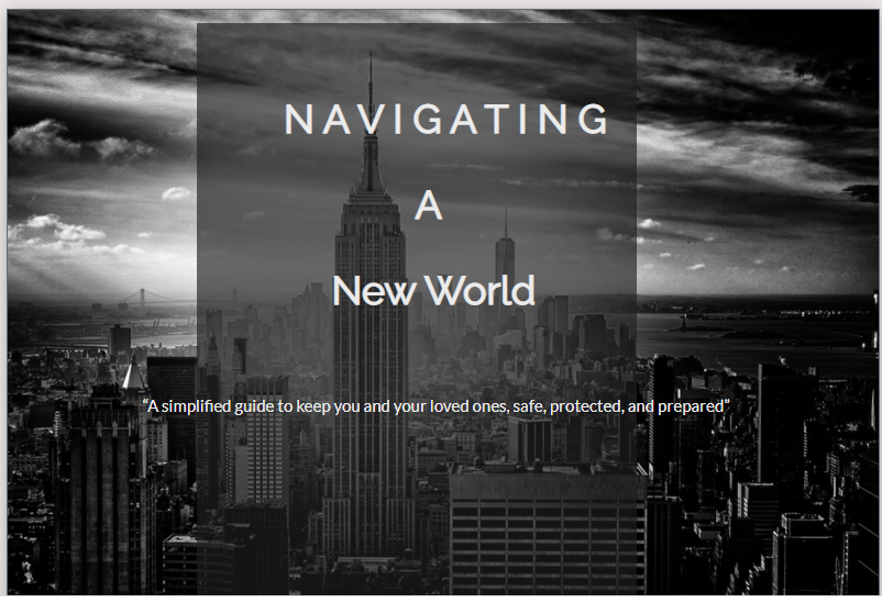 N A V I G A T I N G A New World for epub readers