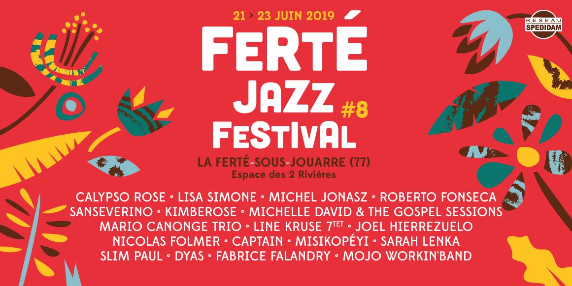 Ferté Jazz Festival