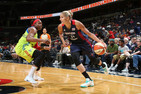 Do some basketball research: Watch the WNBA on ESPN2!