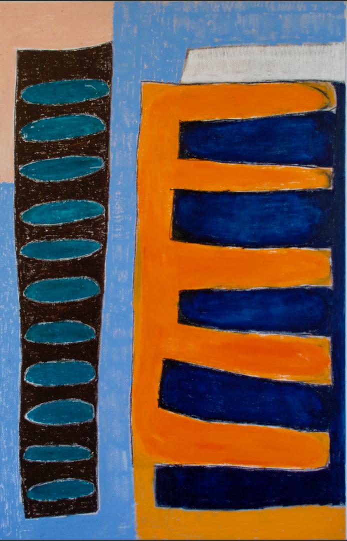 2019 oil on canvas 110 x 170cm