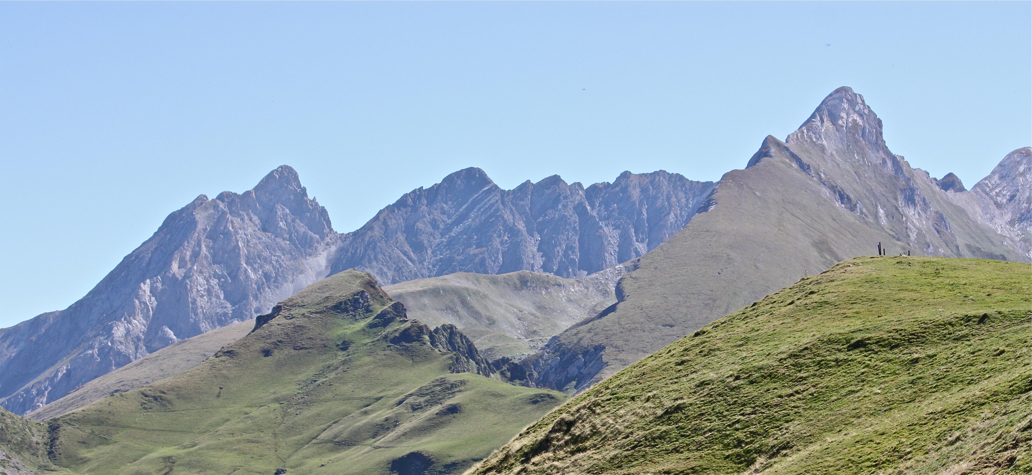 Col D'Aubisque - Pyrenees