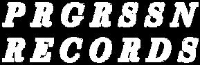 PRGRSSN Records Logo