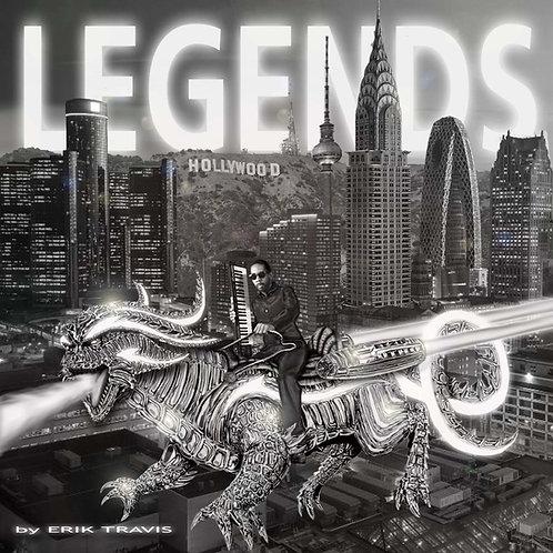 Erik Travis-  Legends