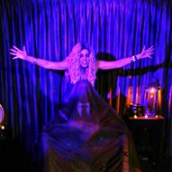 Theatre of Terror Infinite Abyss Productions Written & Directed by Erynn Dalton Pictured: Erynn Dalton, Dominick J. Daniel