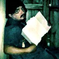 Theatre of Terror Infinite Abyss Productions Written & Directed by Erynn Dalton Pictured: Fernando Barron II