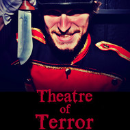 Theatre of Terror Infinite Abyss Productions Written & Directed by Erynn Dalton Pictured: Tyler Kane