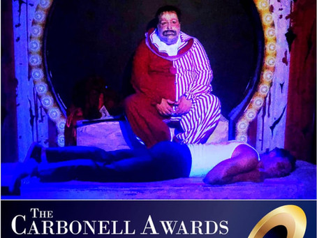 """An Evening With John Wayne Gacy Jr."" Receives Carbonell Recommendation"