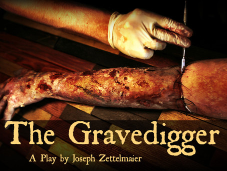 Infinite Abyss Options 'The Gravedigger' for Its First Feature Film